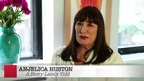 Anjelica Huston on A STORY LATELY TOLD