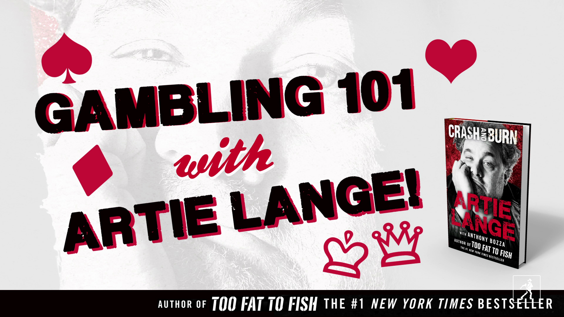 Gambling 101 with Artie Lange