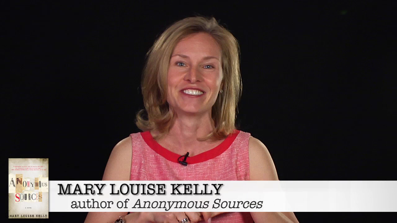 Mary Louise Kelly: What Are You Reading?