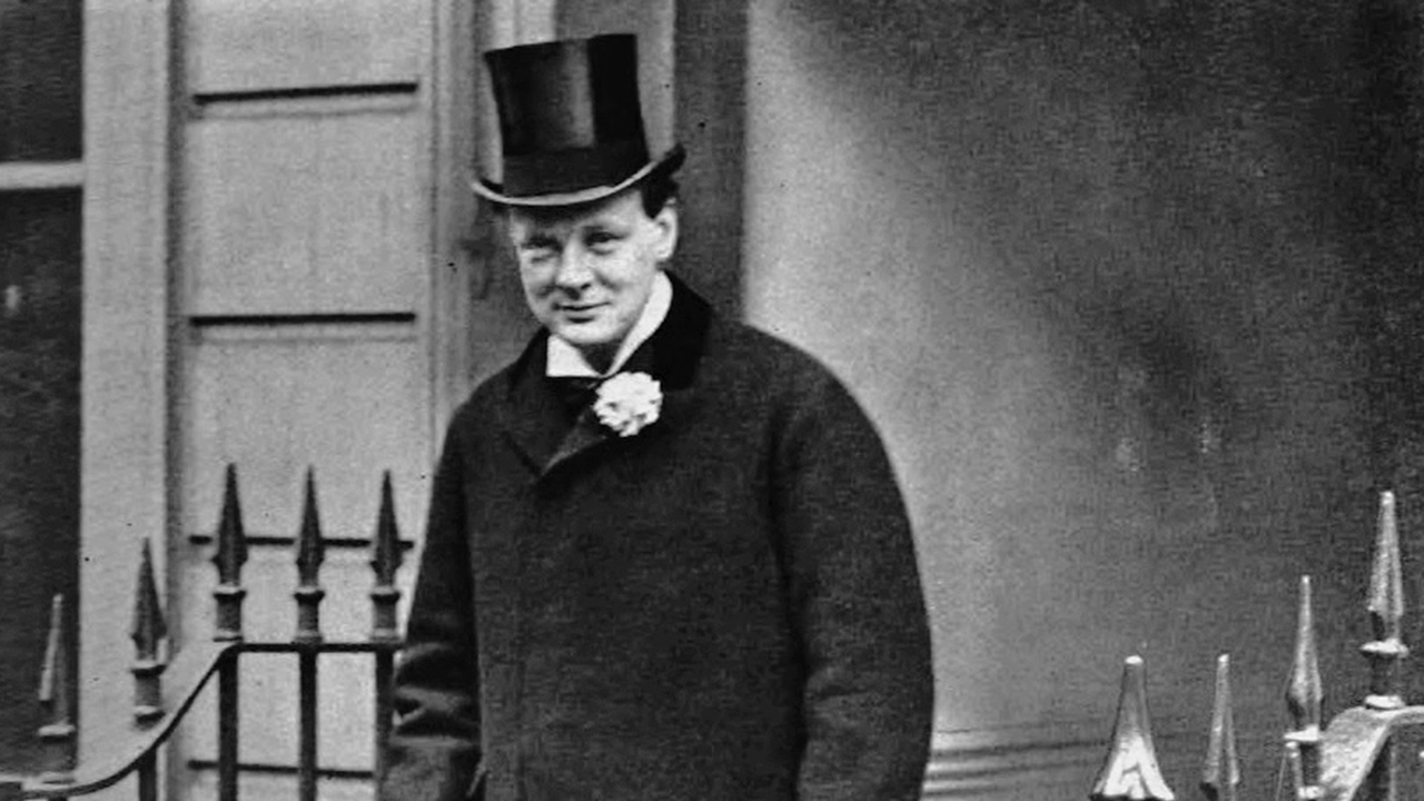History in Five: Michael Shelden on Winston Churchill