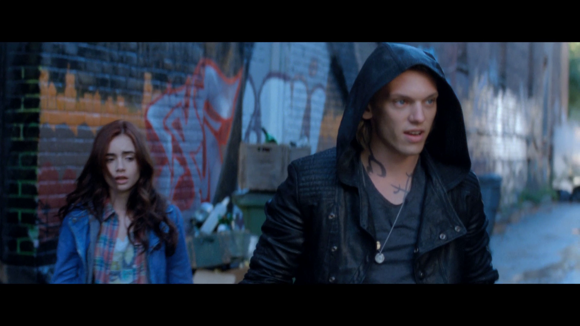 The Mortal Instruments: City of Bones - Movie Trailer 2