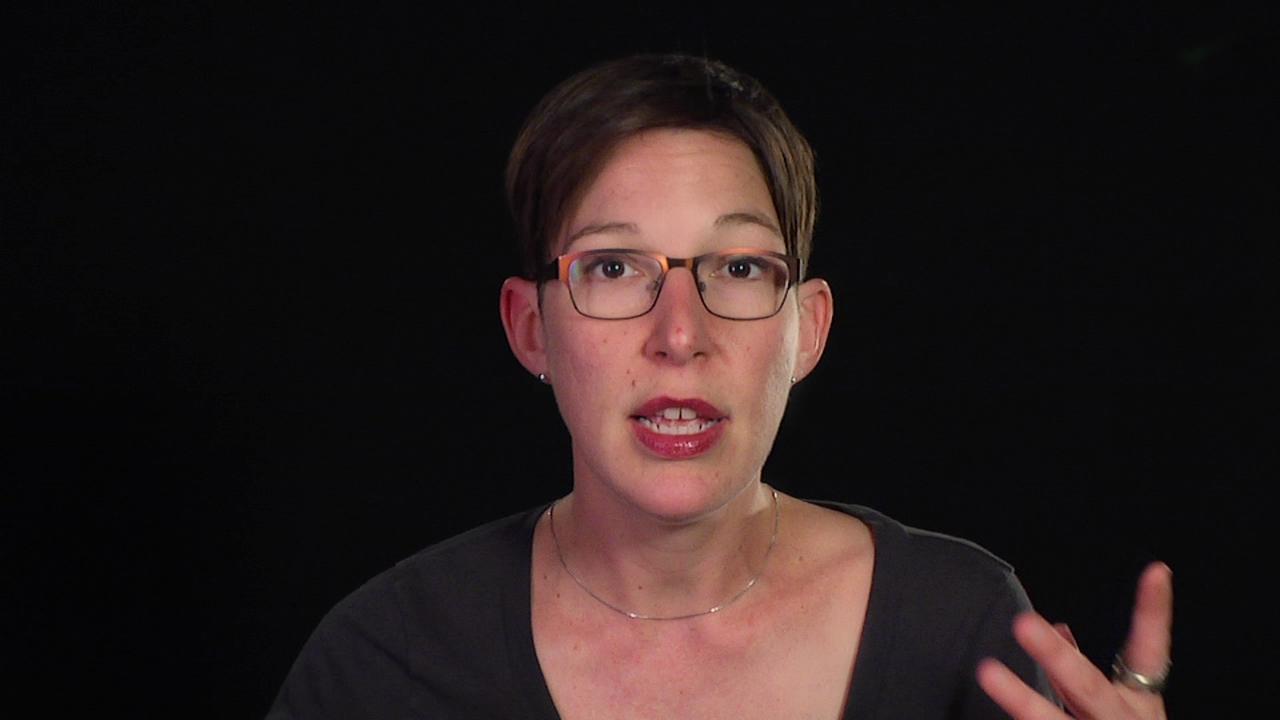 Terra Elan McVoy discusses novel; Criminal