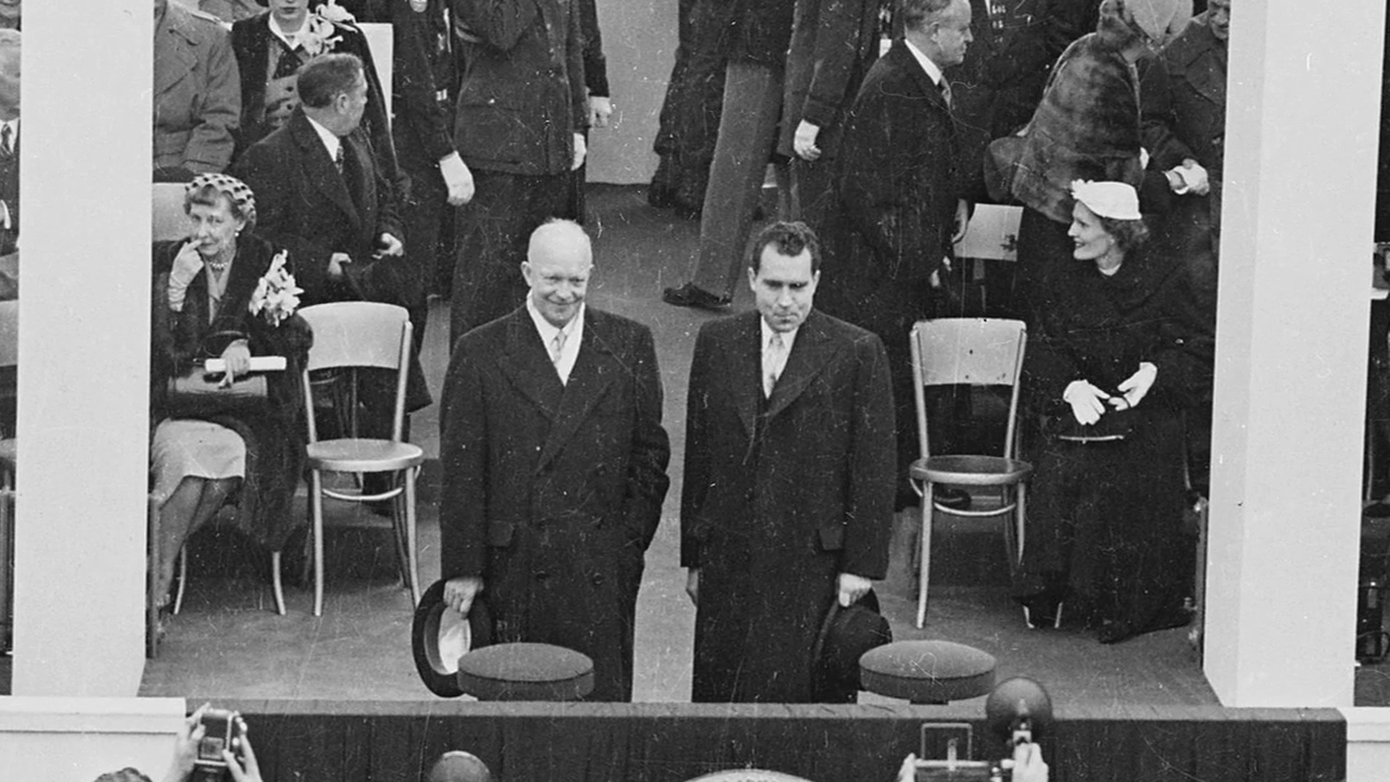 History in Five: Jeffrey Frank on Eisenhower and Nixon
