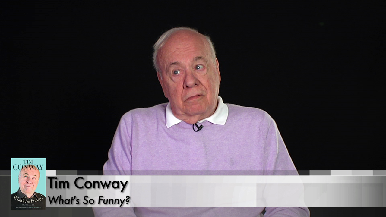 What's So Funny? –  from comedian (and now author) Tim Conway