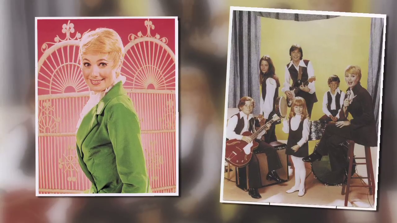 Shirley Jones on The Partridge Family
