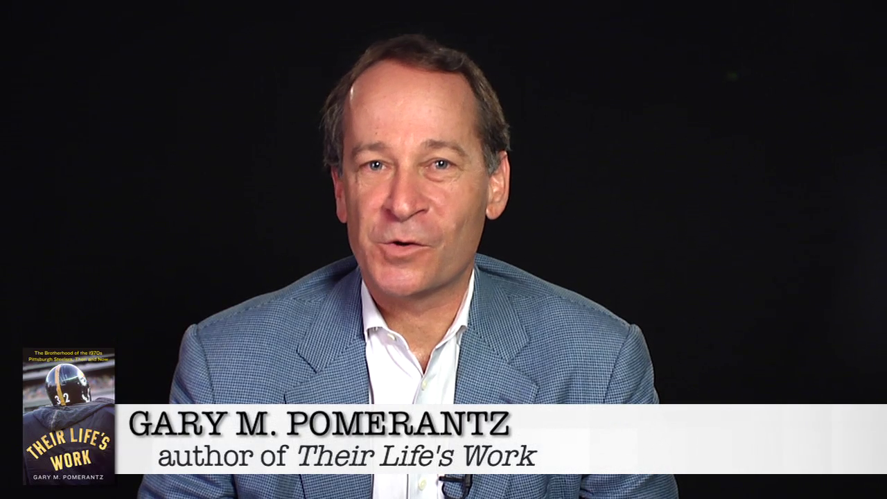 Gary Pomerantz: What Are You Reading?