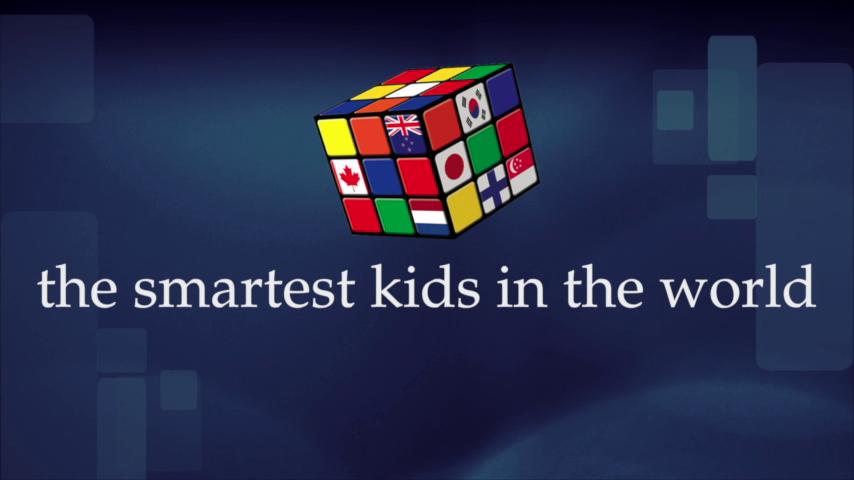 How world's smartest kids got that way