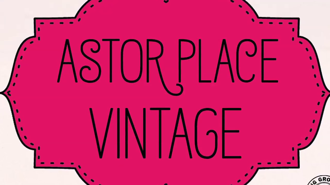 Astor Place Vintage by Stephanie Lehmann
