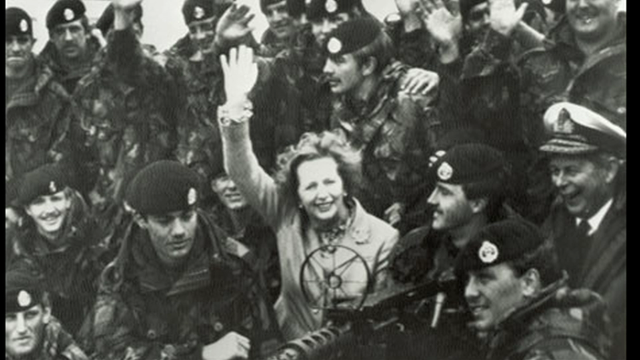 What did Thatcher and Churchill Have in Common?