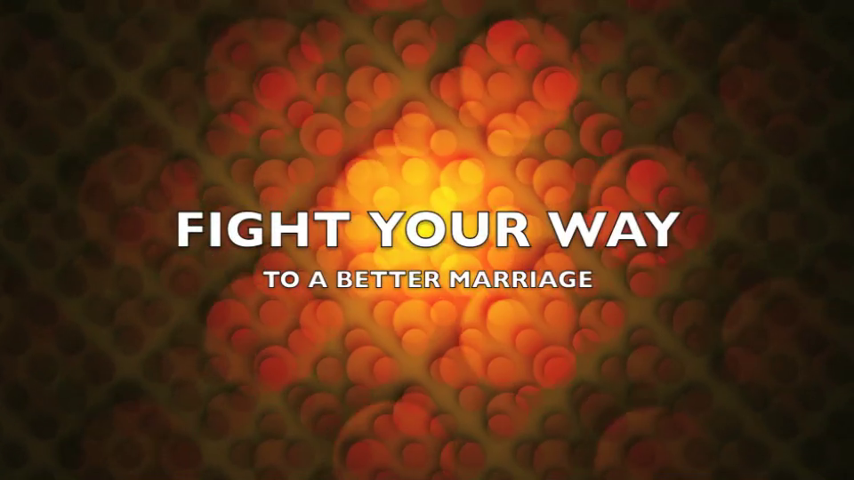 """The """"right"""" way to fight – book trailer for Greg Smalley"""