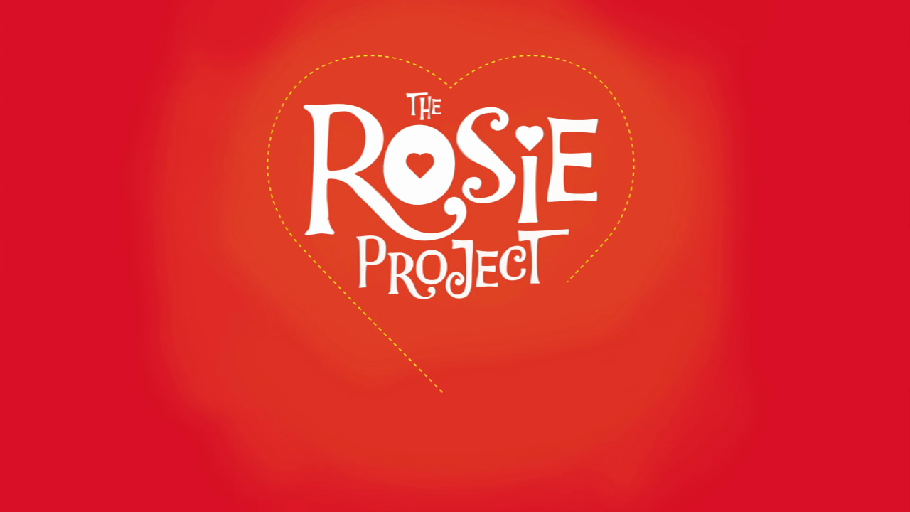 Graeme Simsion on The Rosie Project