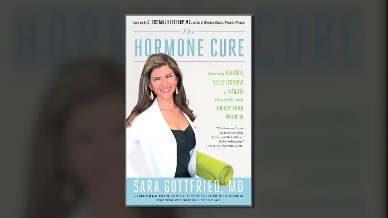 The Hormone Cure: Dr. Sara Gottfried's Easy Tips for Better Sleep