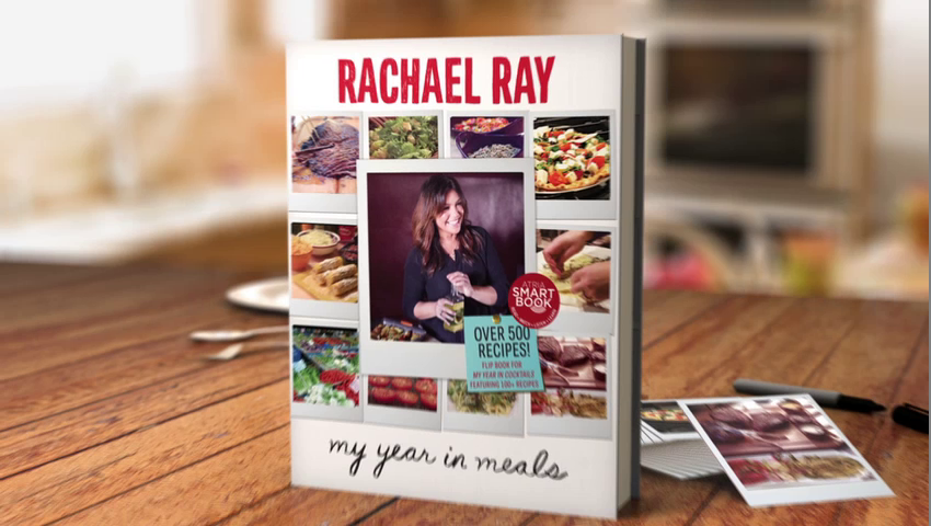 Discover Rachael Ray's Year in Meals