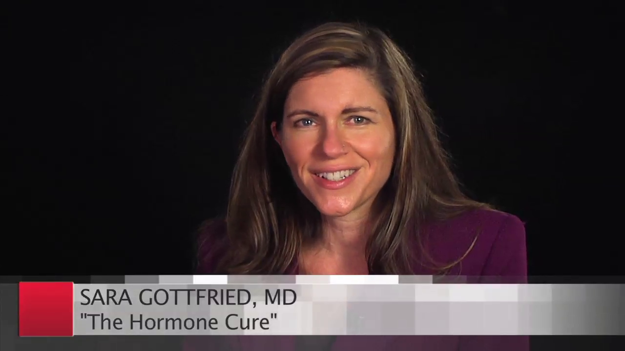 The Hormone Cure: Dr. Sara Gottfried's Easy Tips for Improving Your Sex Life