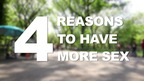 4 Reasons to Have More Sex from Dr. Mike Moreno