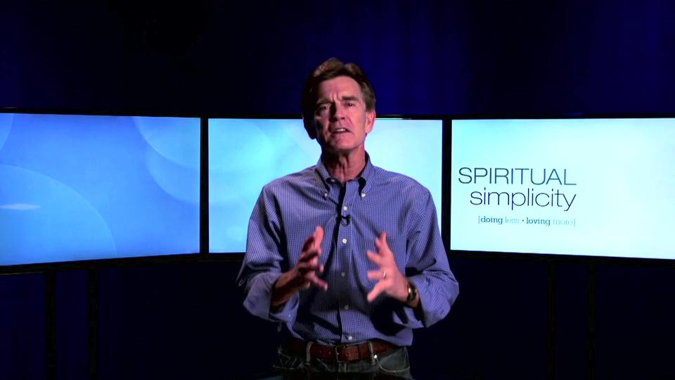 Chip Ingram's Spiritual Simplicity