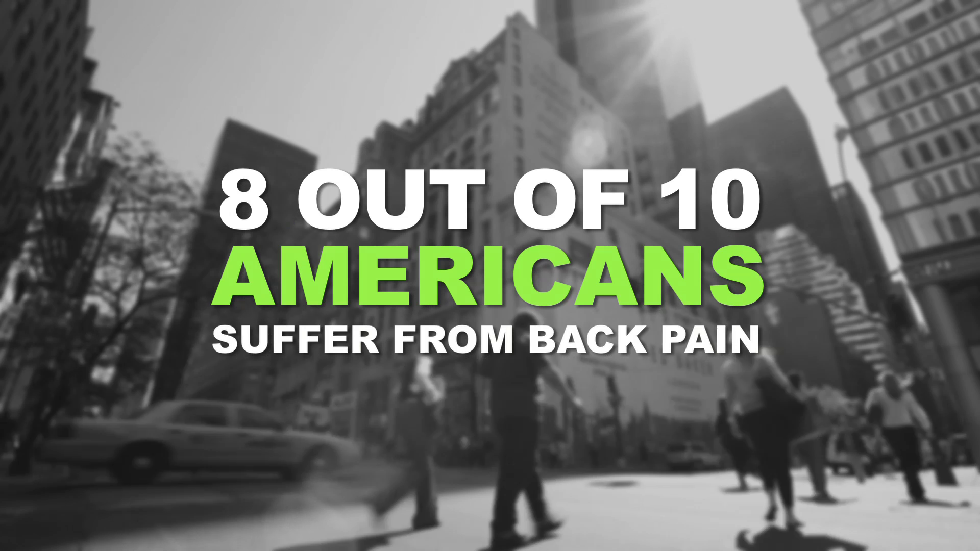 Ending Back Pain with Dr. Norman Marcus