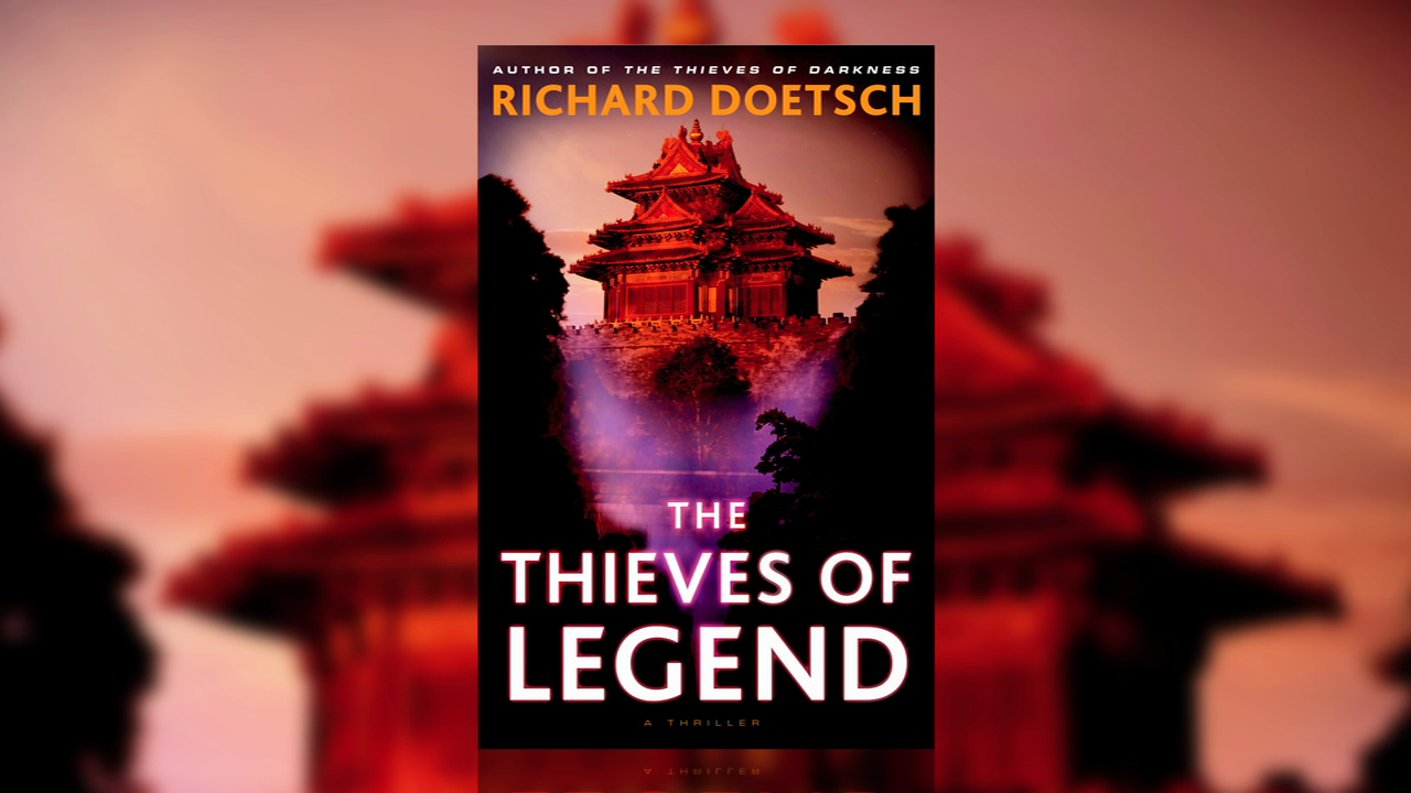Richard Doetsch on THIEVES OF LEGEND