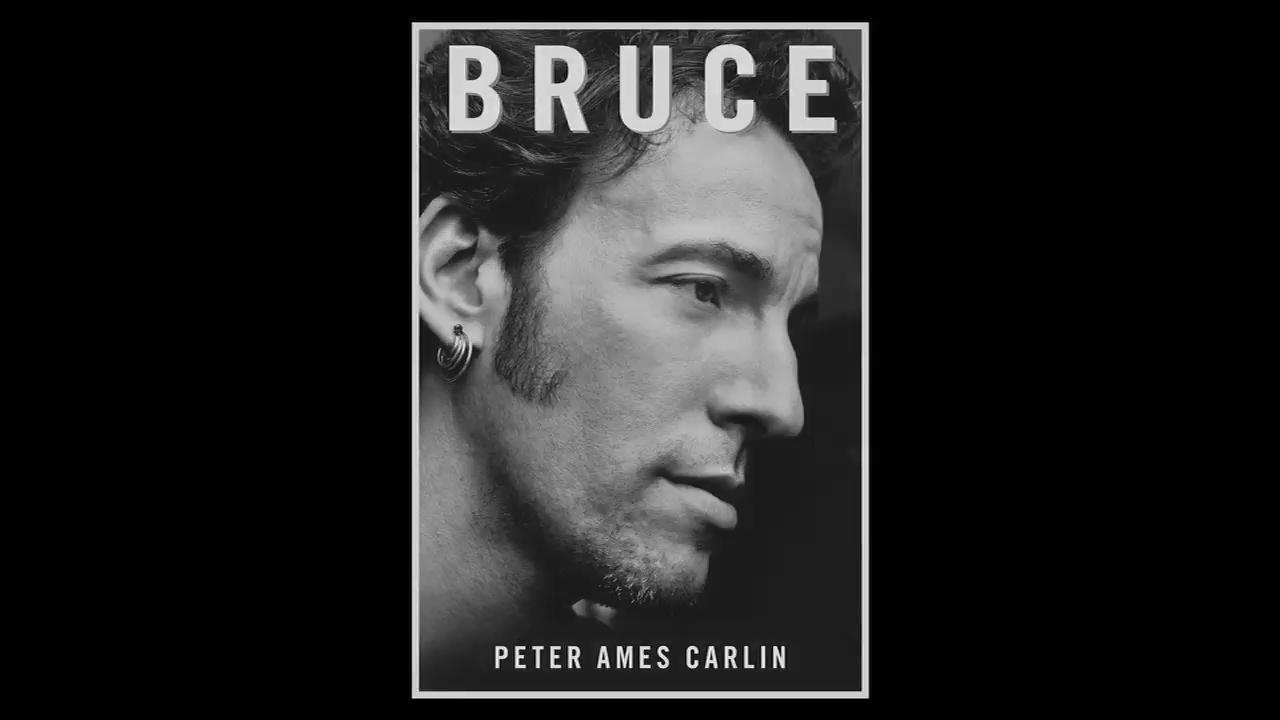 Bruce Springsteen supports Barack Obama