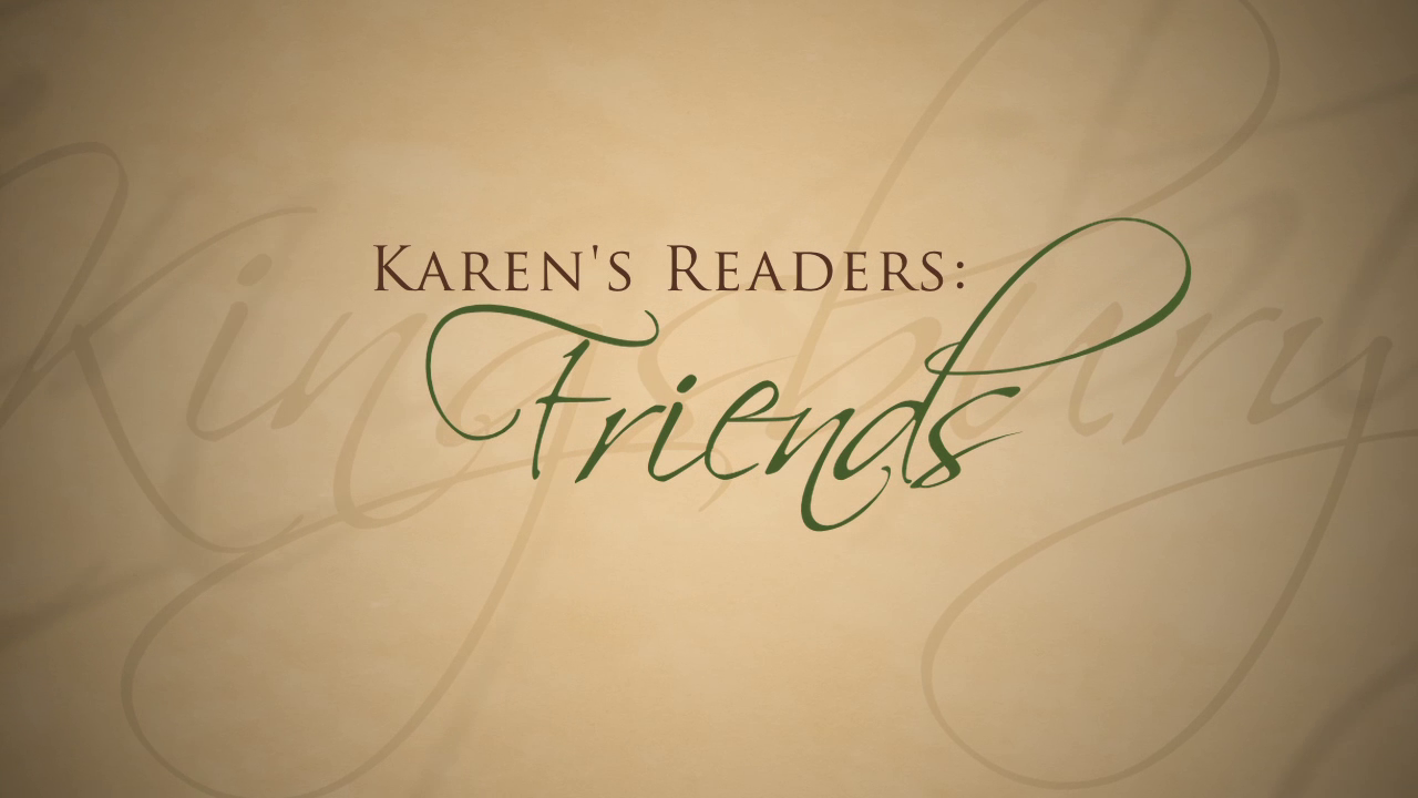 Karen Kingsbury's THE BRIDGE Book Teaser
