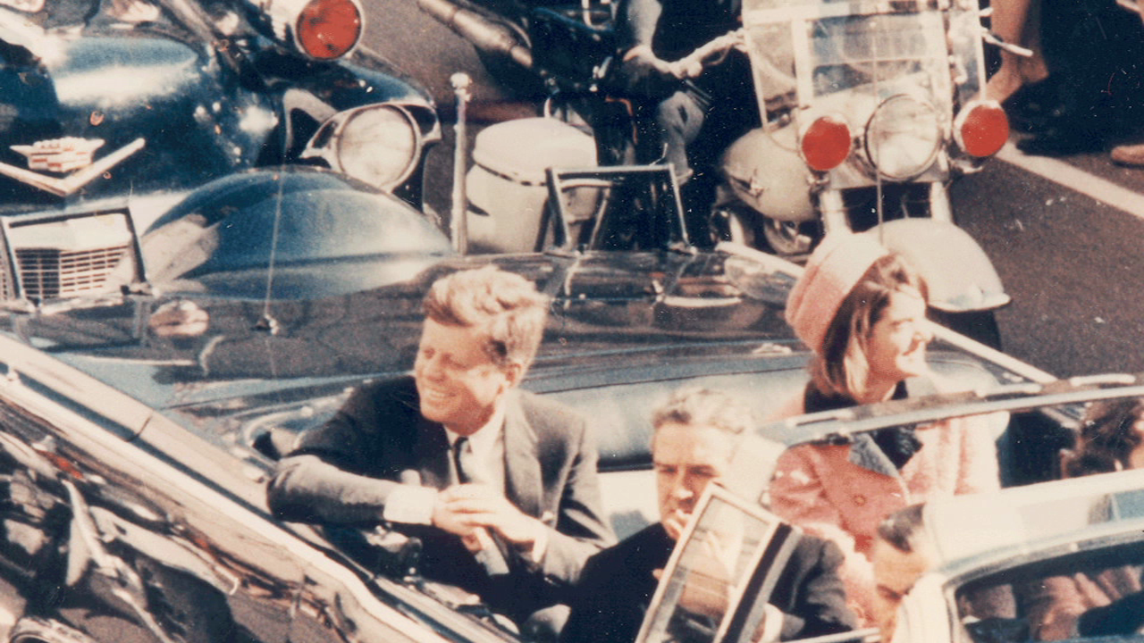 Stephen Hunter on the Assassination of JFK