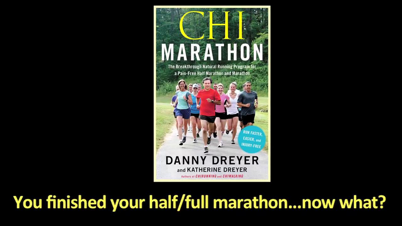 You Ran a Marathon! Now What?