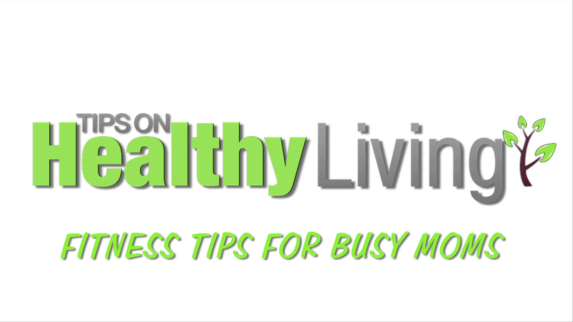 Tips for Busy Moms with Pete Cerqua