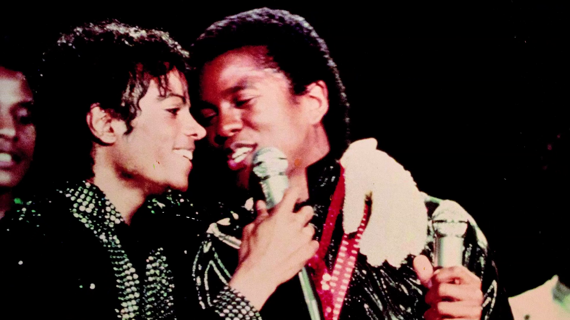 Jermaine Jackson on growing up with Michael Jackson