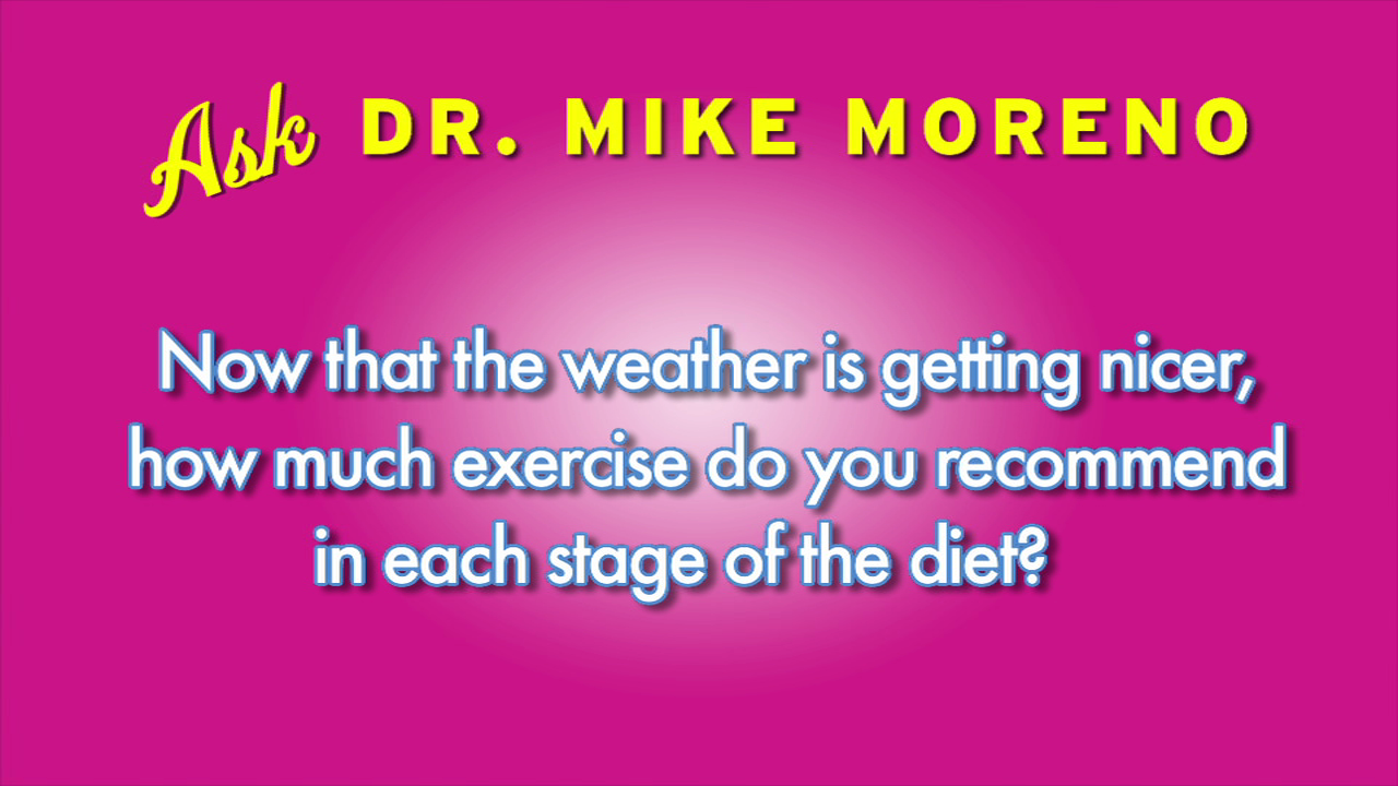 17 DAY DIET: How Much Should I Exercise this Summer?