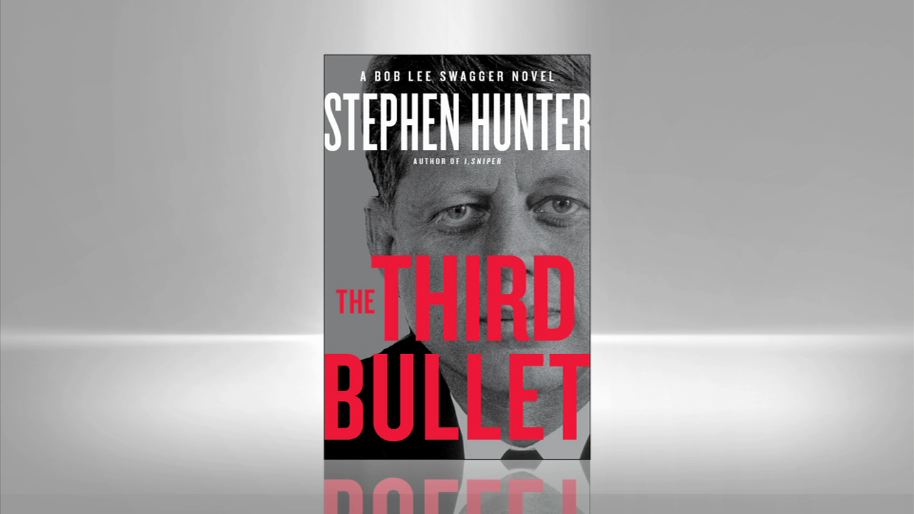 THE THIRD BULLET: A Bob Lee Swagger Novel by Stephen Hunter