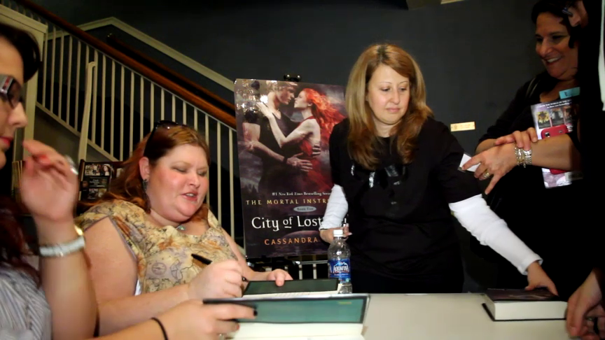 Sizzle Reel: Cassandra Clare's CITY OF LOST SOULS Event
