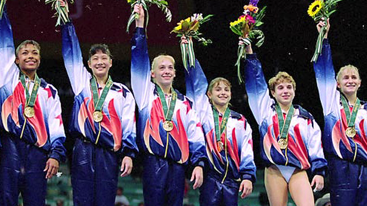Dominque Moceanu Shares Her Olympic Memories