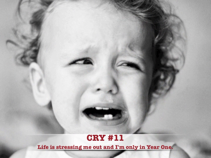 Cry Guide: Interpreting  Your Child's Cries