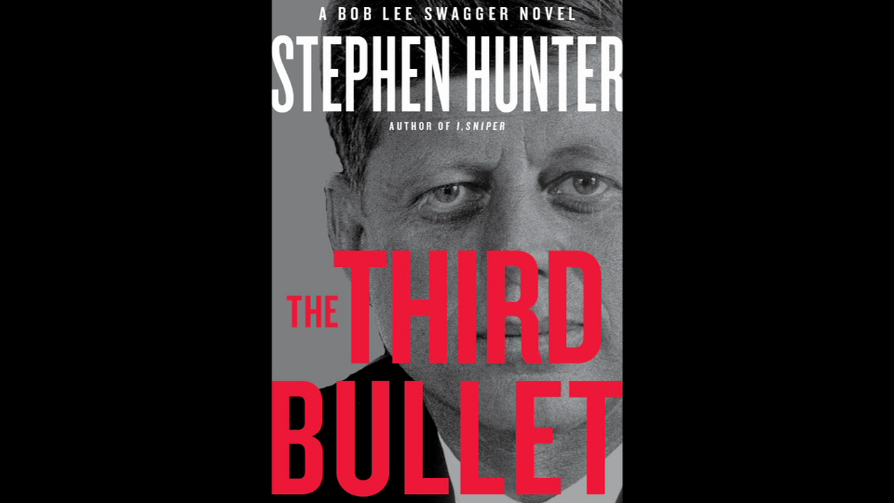 Stephen Hunter on his Investigative Novel, THE THIRD BULLET