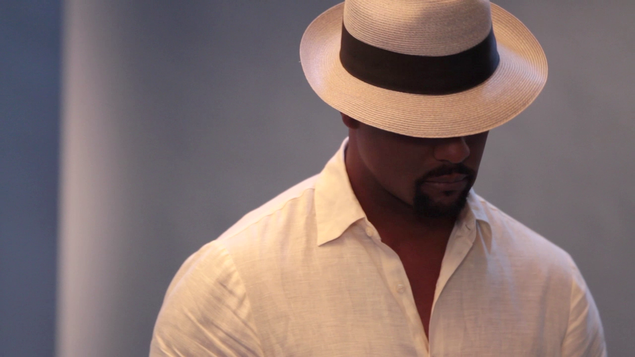 Photoshoot for SOUTH BY SOUTHEAST with Blair Underwood