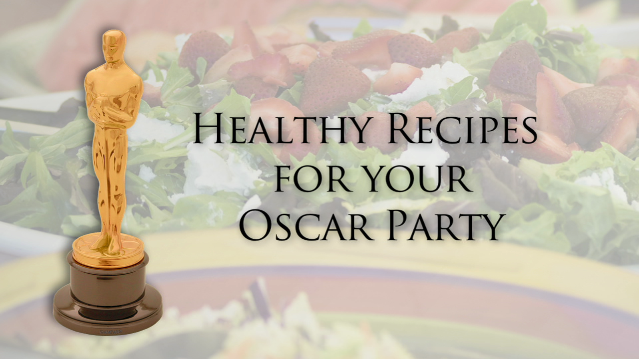 Bethenny's Low-Cal Oscar Party Appetizers