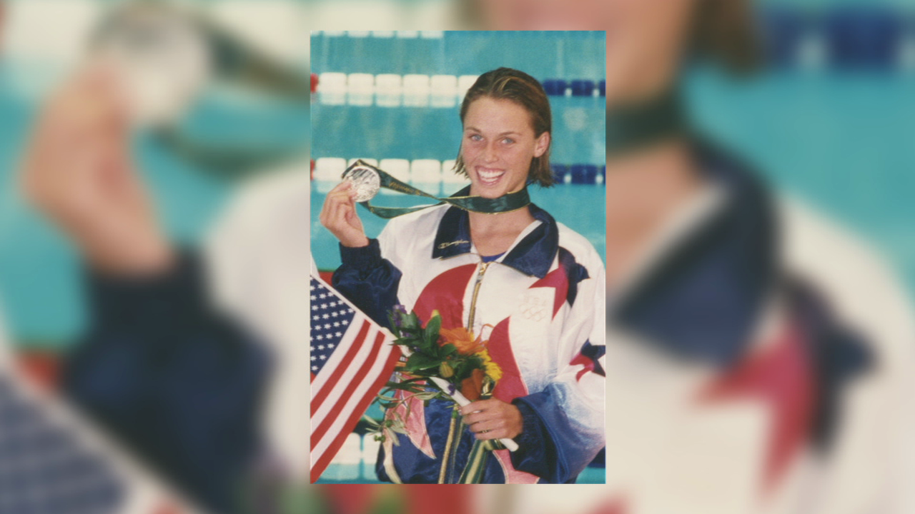 How Swimming Saved Amanda Beard's Life