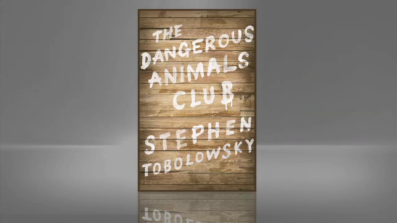 Actor Stephen Tobolowsky's THE DANGEROUS ANIMALS CLUB