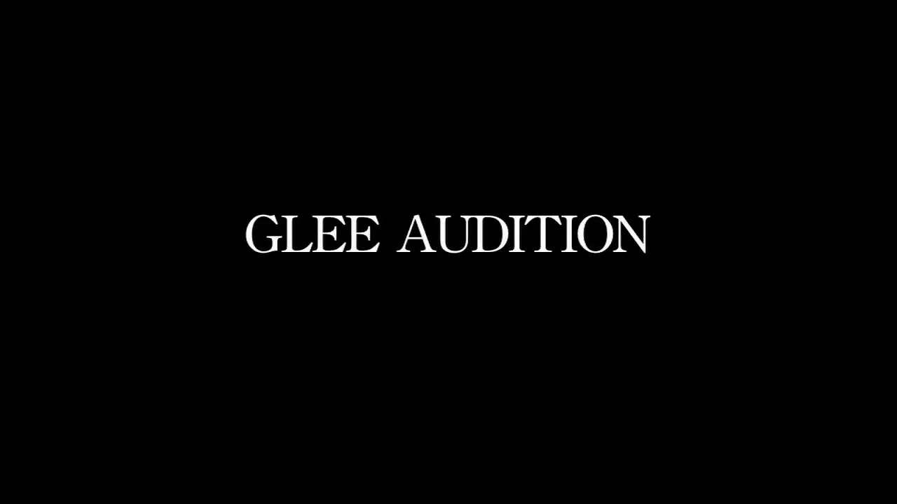 What It's Like to Audition for Glee