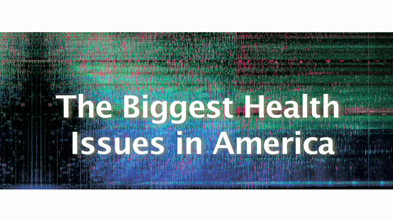 The Biggest Health Issues in America