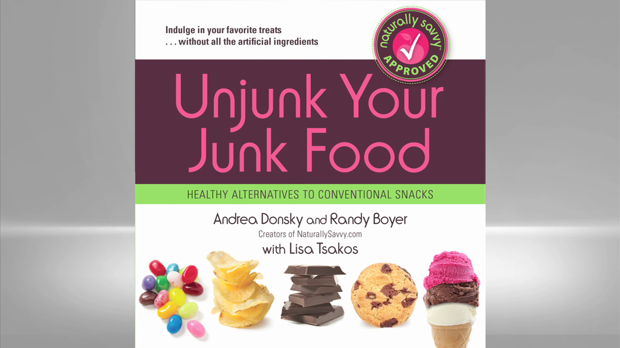 How to Use UNJUNK YOUR JUNK FOOD