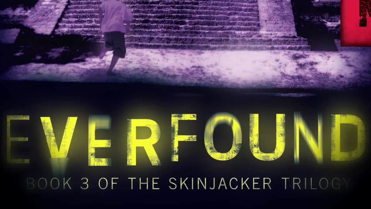 Neal Shusterman discusses EVERFOUND