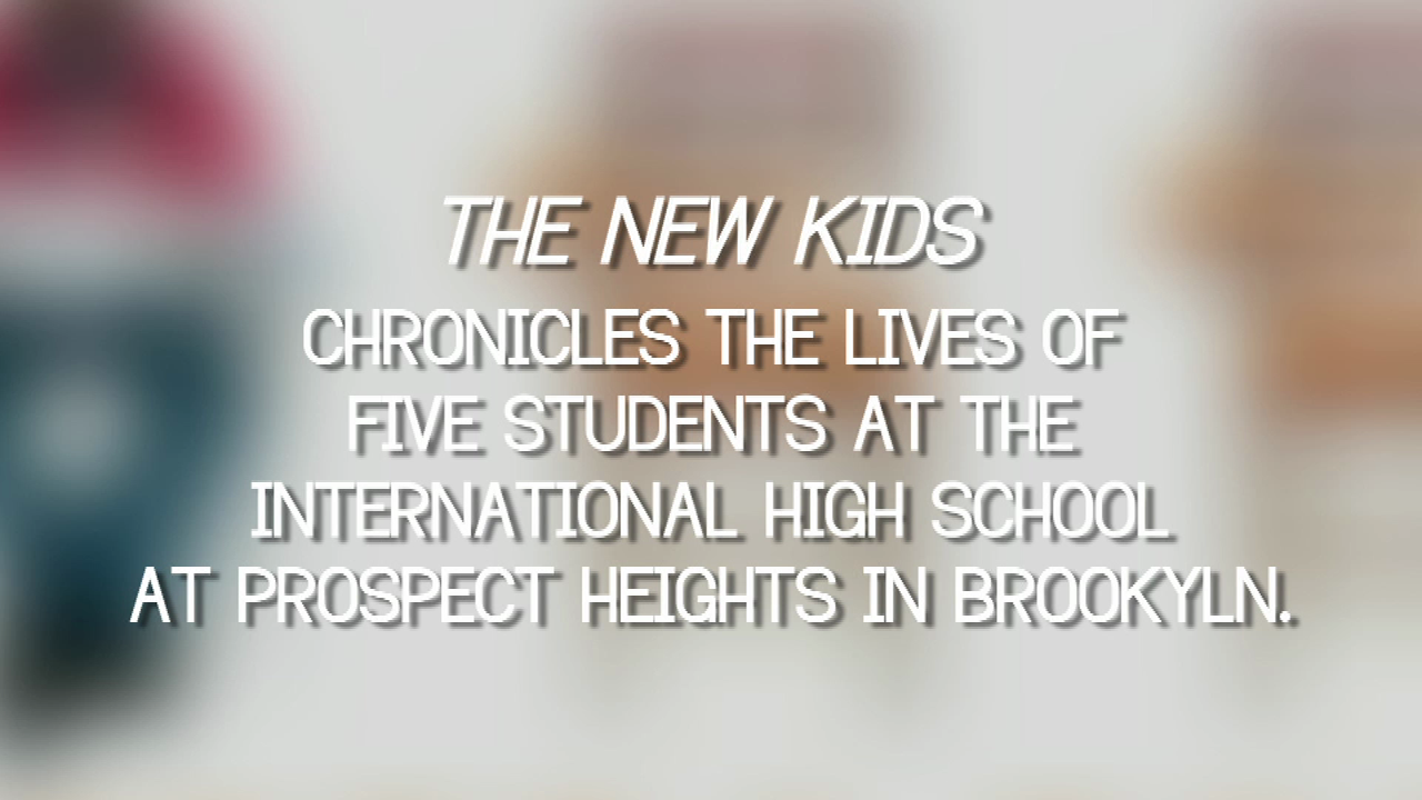 Brooke Hauser discusses THE NEW KIDS
