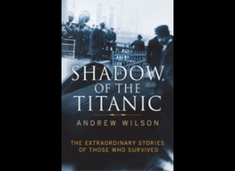Andrew Wilson discusses Shadow of the Titanic