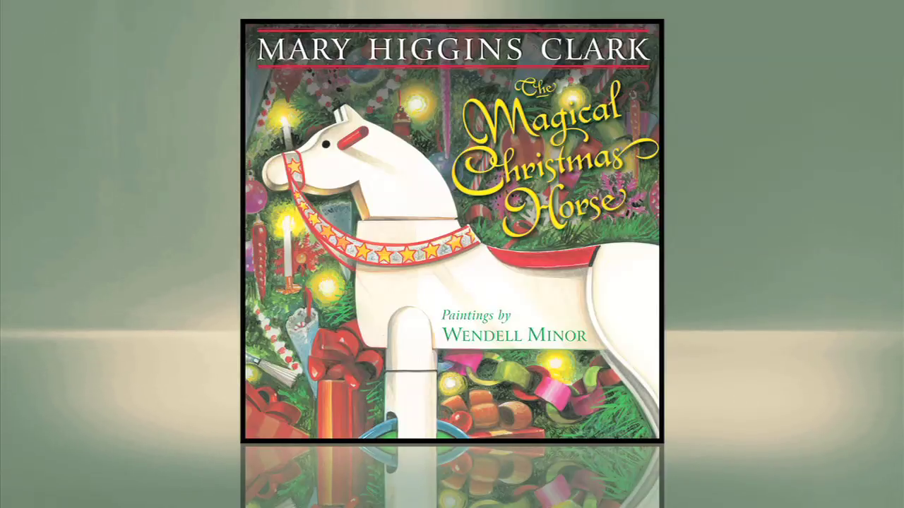 Mary Higgins Clark and Illustrator Wendell Minor discuss THE MAGICAL CHRISTMAS HORSE