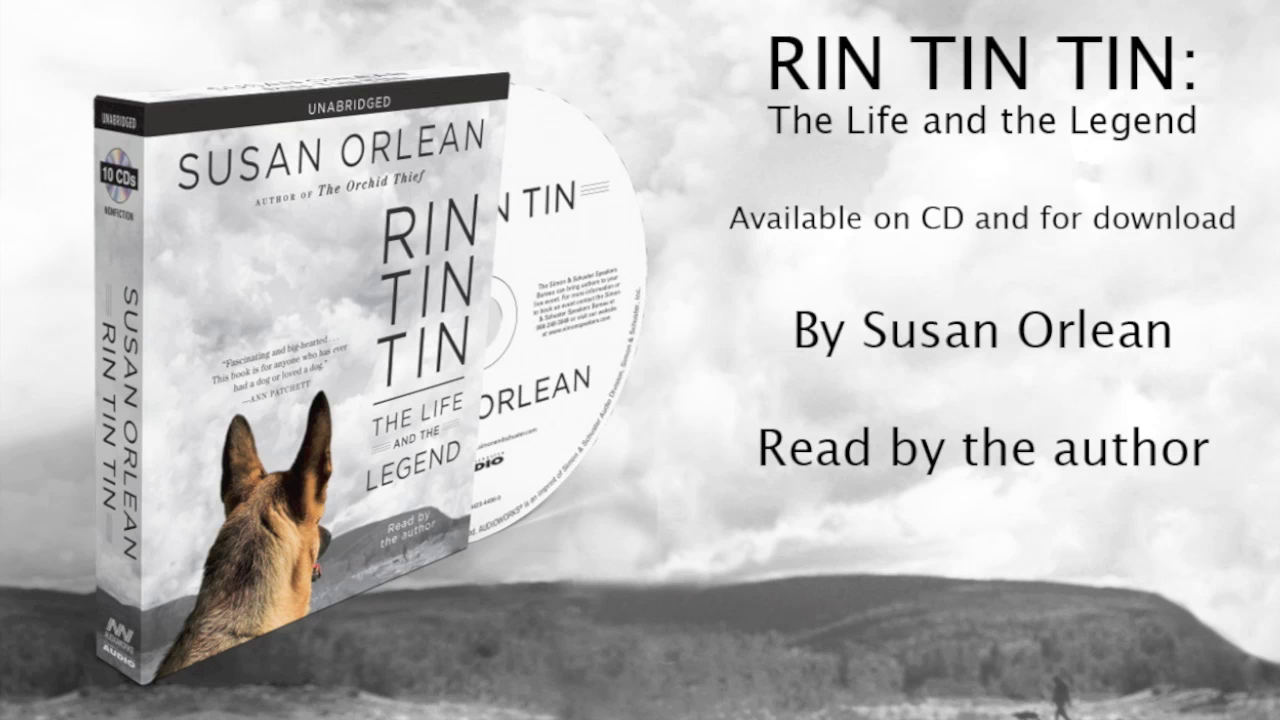An excerpt from the audiobook, RIN TIN TIN