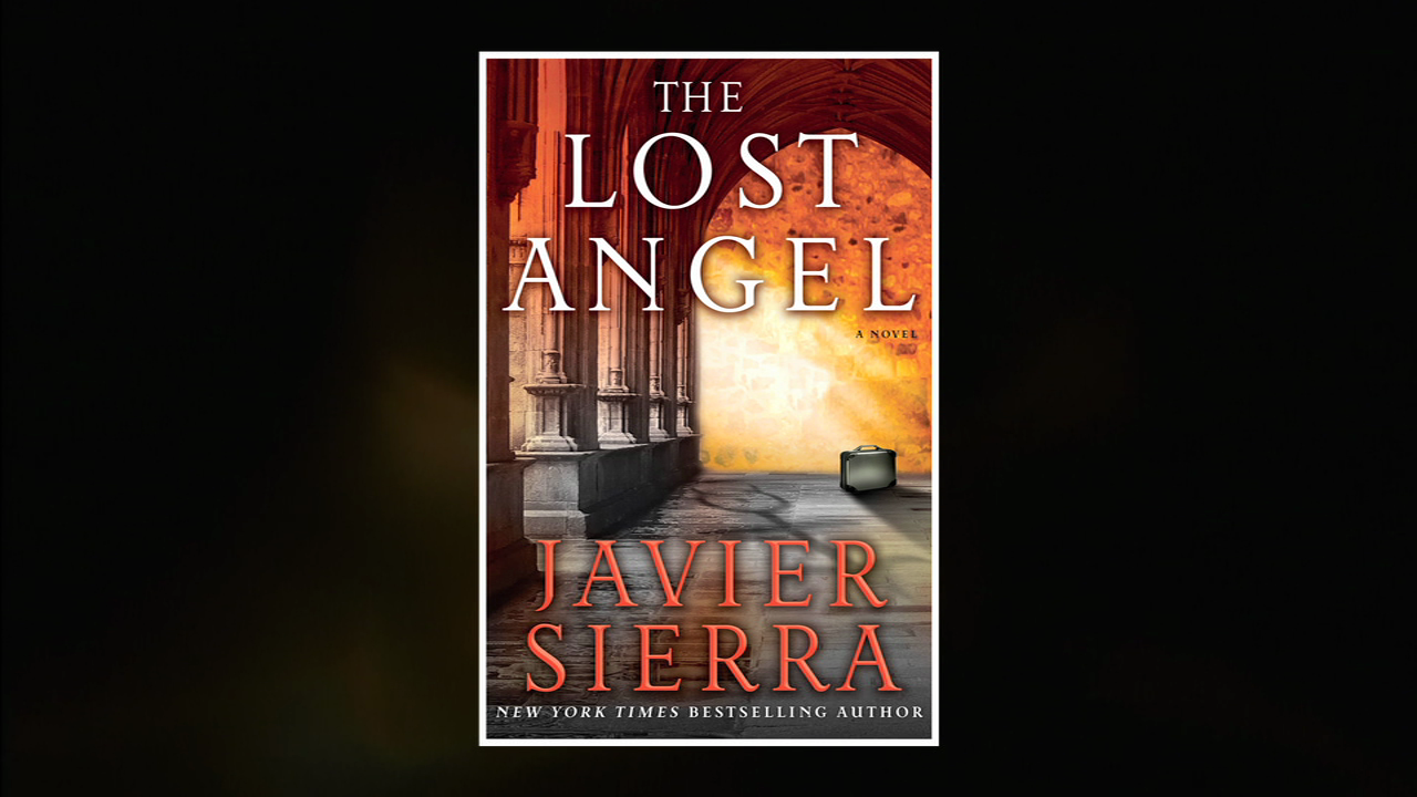Javier Sierra on THE LOST ANGEL