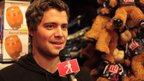 Levi Johnston Plays Big Buck Hunter at Dave & Buster's in Times Square