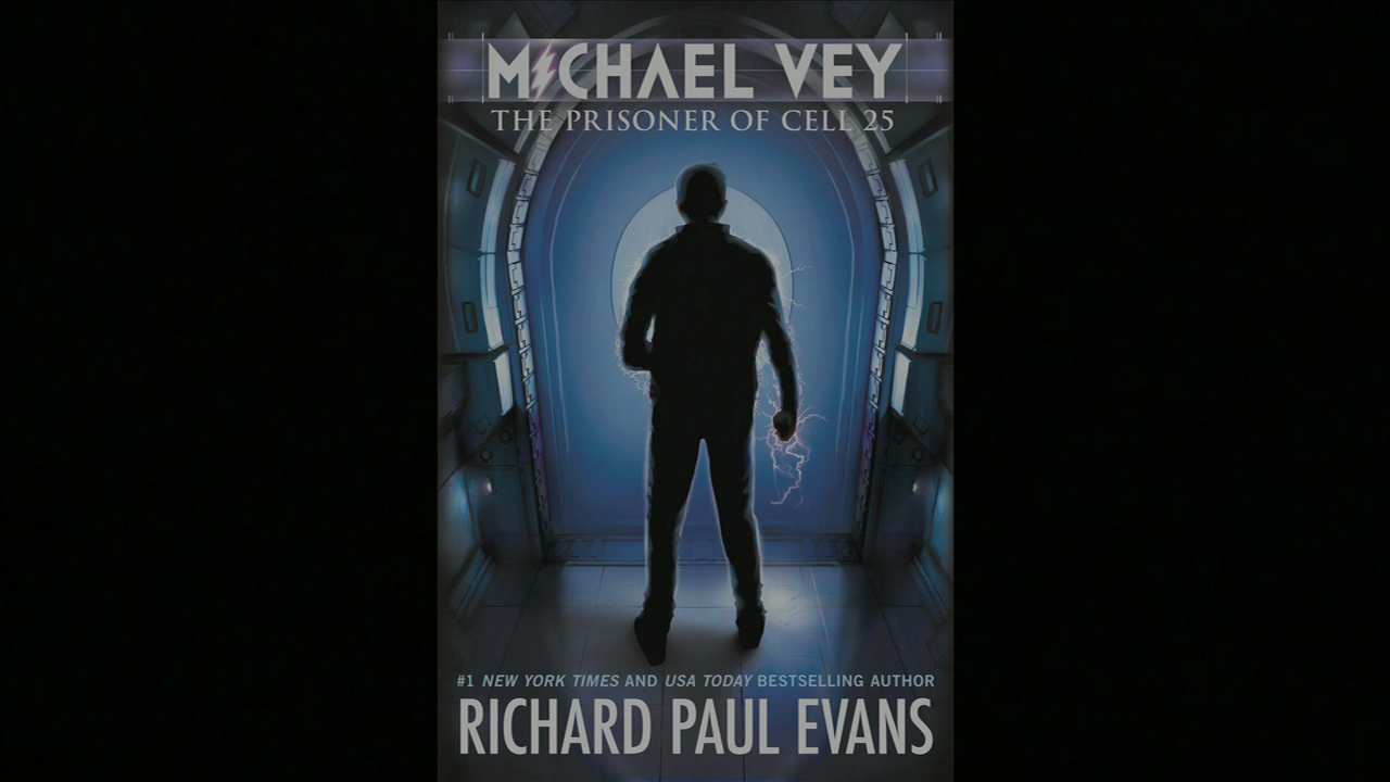 Richard Paul Evans on MICHAEL VEY: The Prisoner of Cell 25