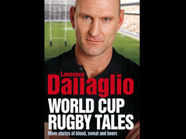 Lawrence Dallaglio discusses his new book